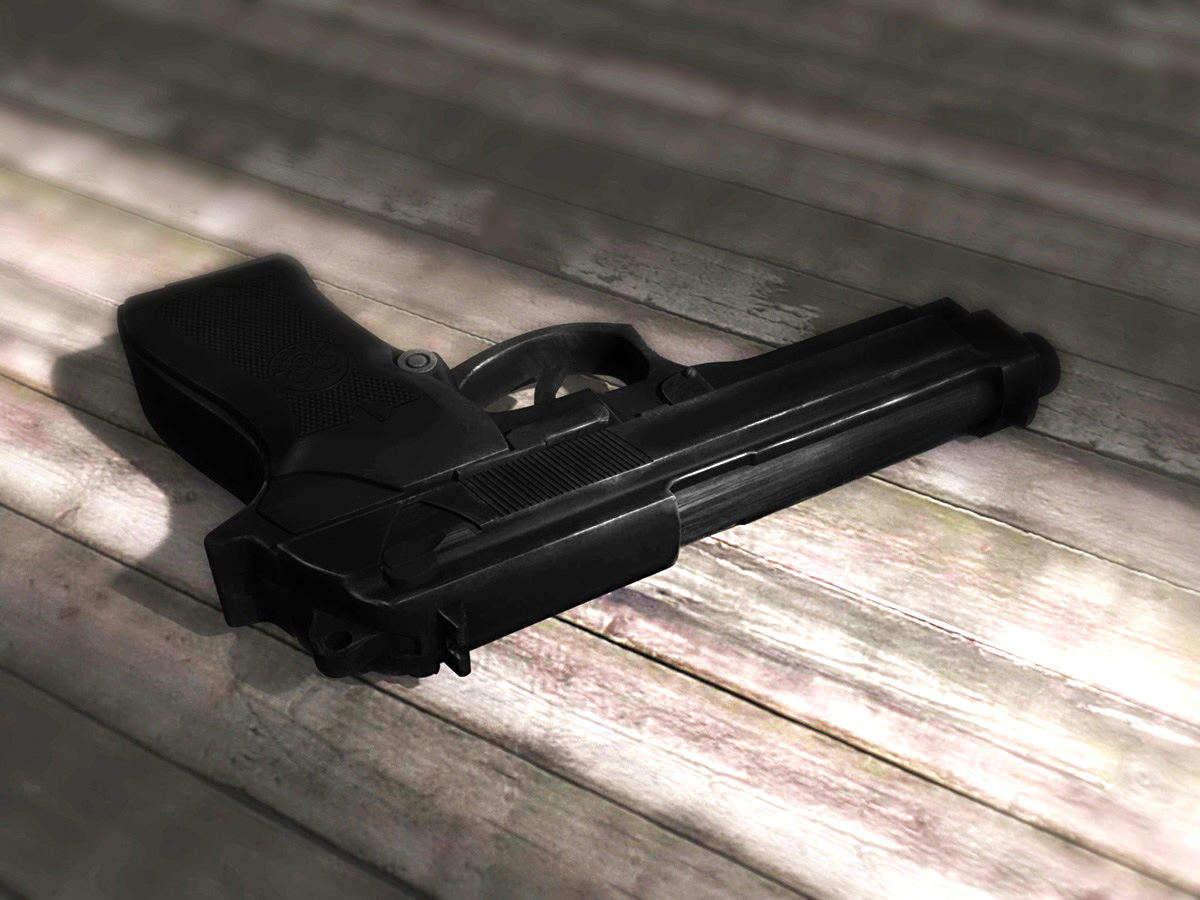 Beretta 9 mm