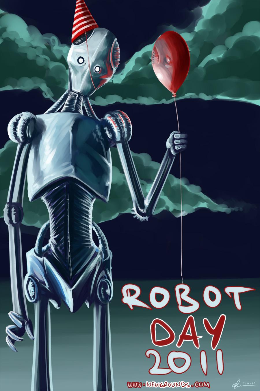 Robo Day 2011.