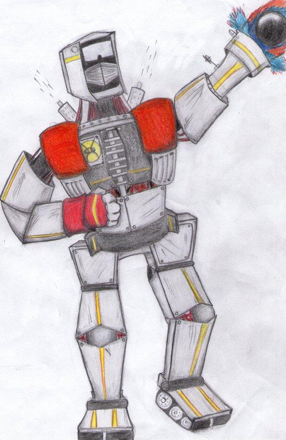 My NG Robot