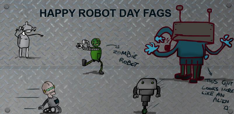 Happy Robot day