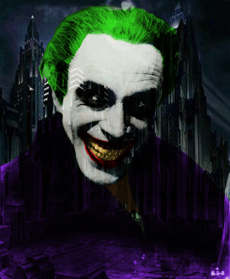 The man who laughs.