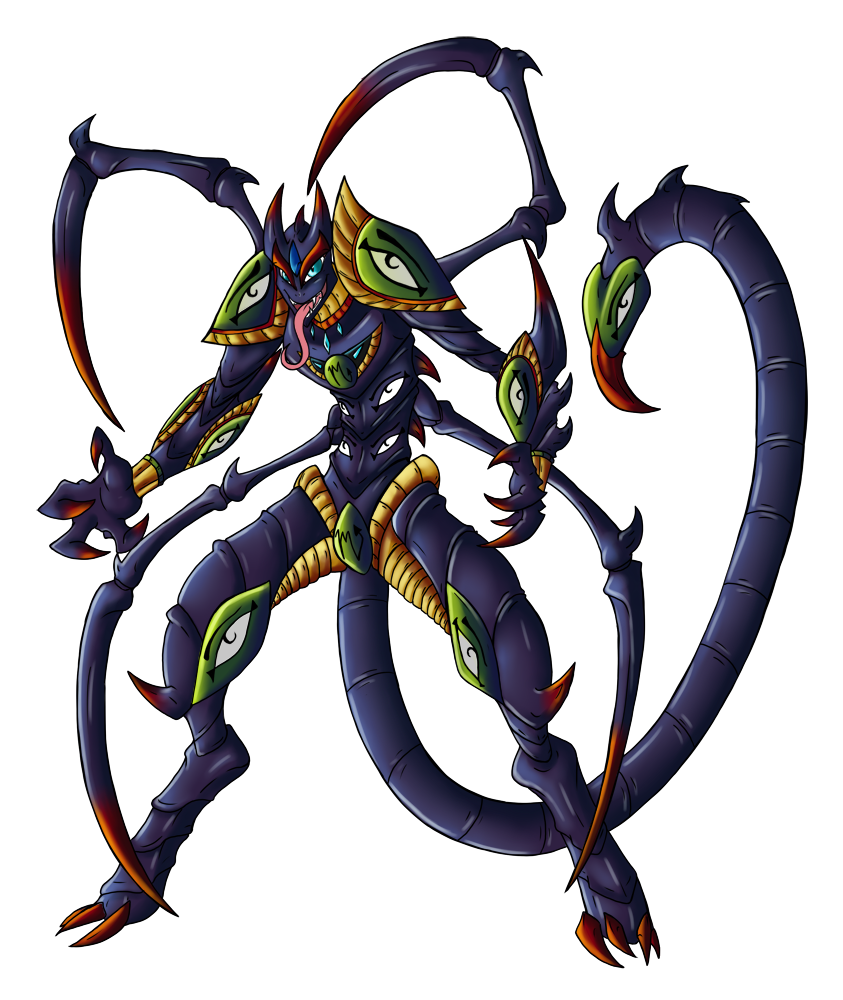 Venomous Hunter