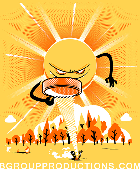 Sun-Burnt