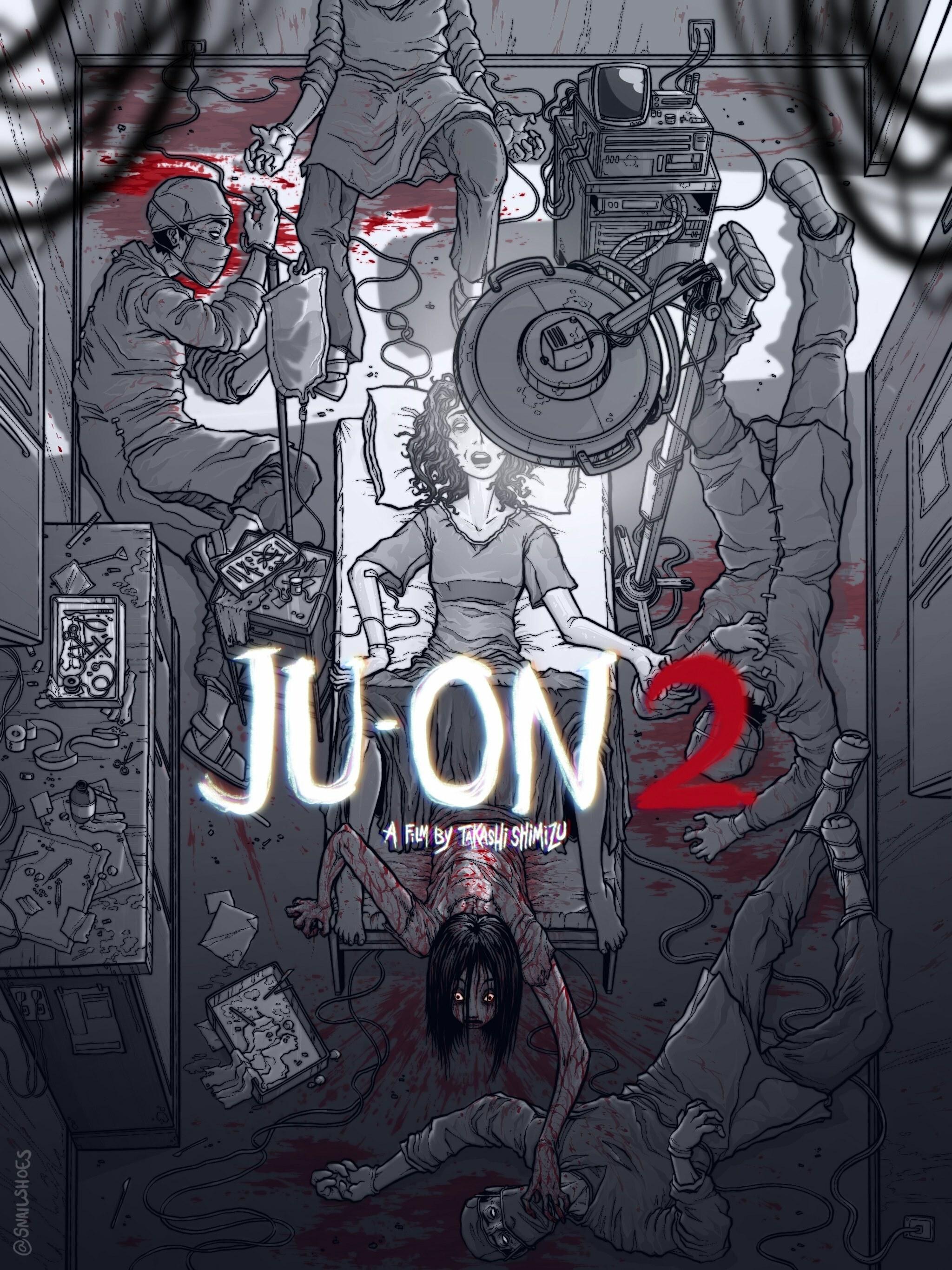 JU ON 2