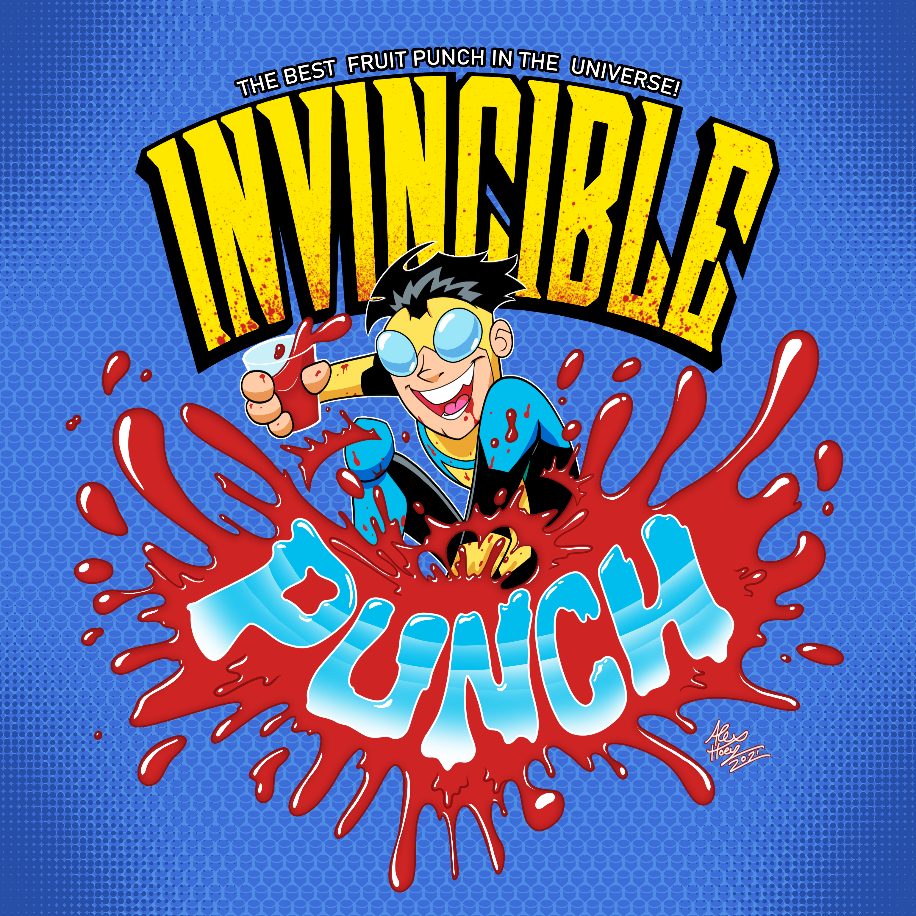 INVINCIBLE PUNCH