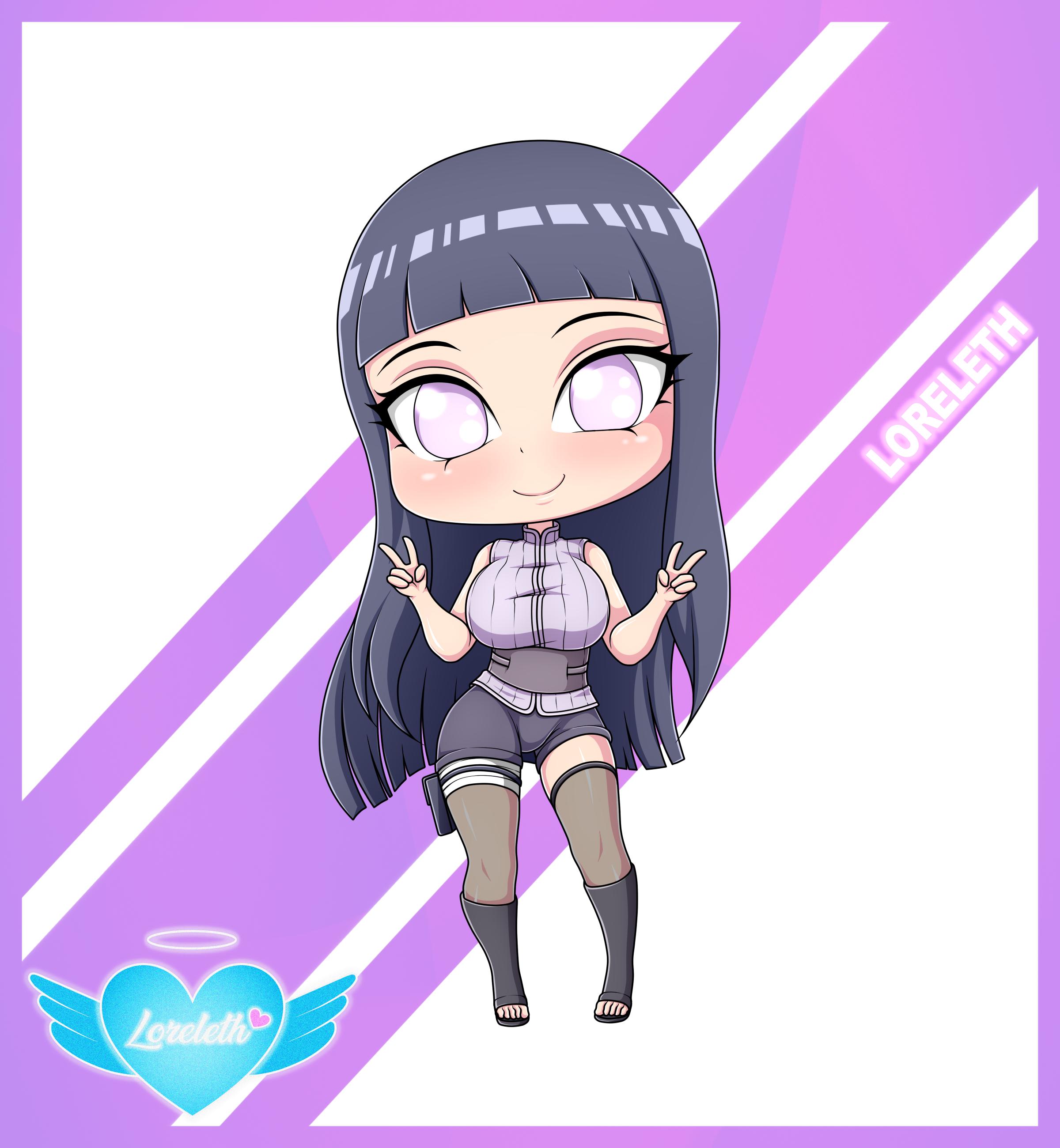 Cute Chibi Girl 30 (Commission)
