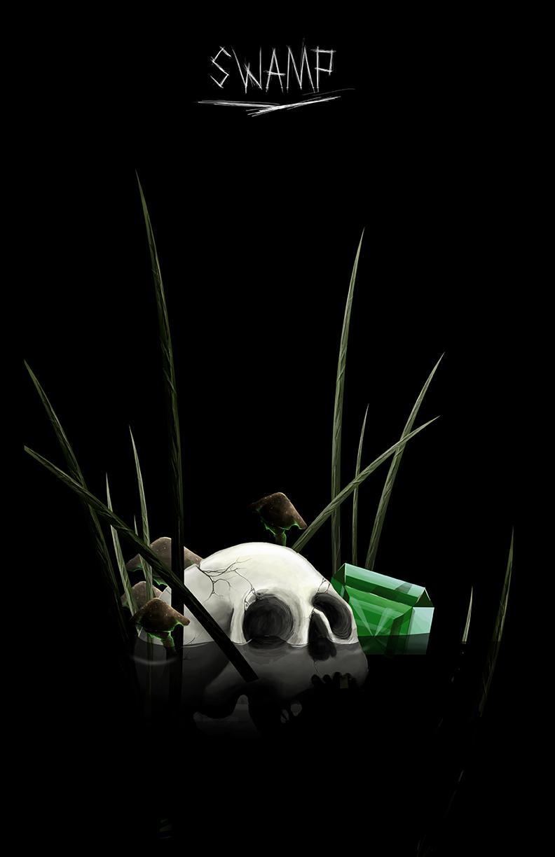 Sinking Skull