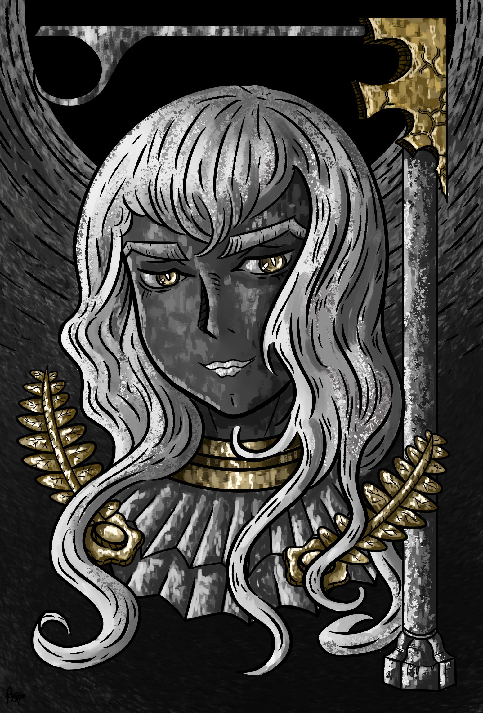 [Griffith of Black Stone and Gold]