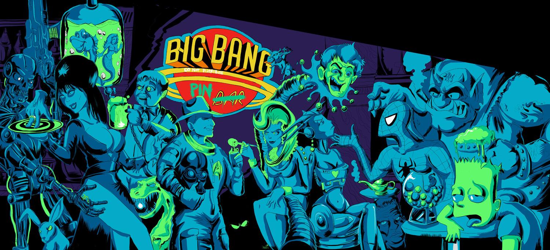 Big Bang Pin