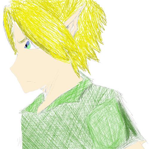 My new Zelda Series Link