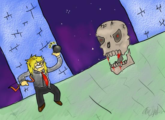 Vs Skeletron