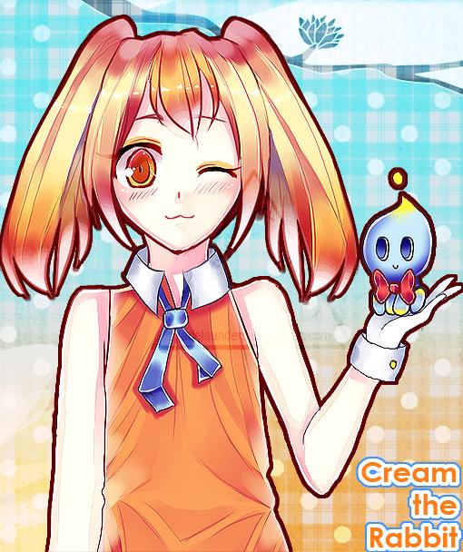 Cream and Cheese +gijinka+
