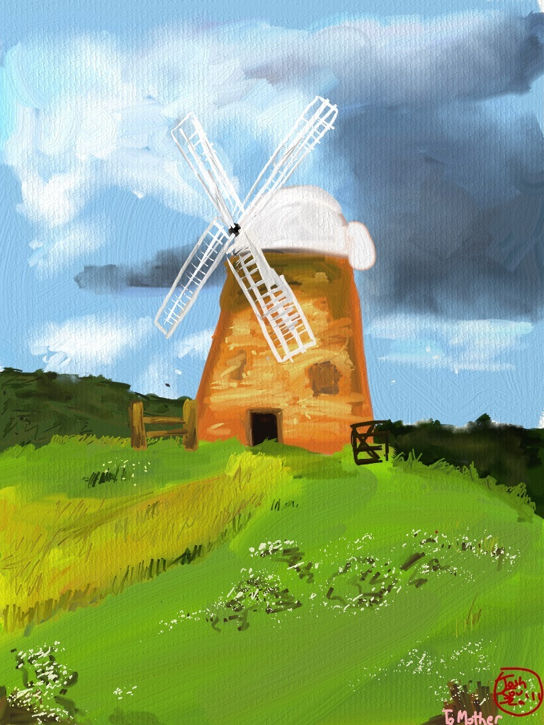 Mill for Mom