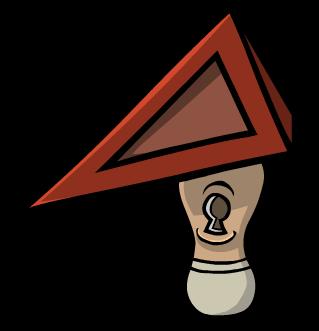 Pyramid Head Lock