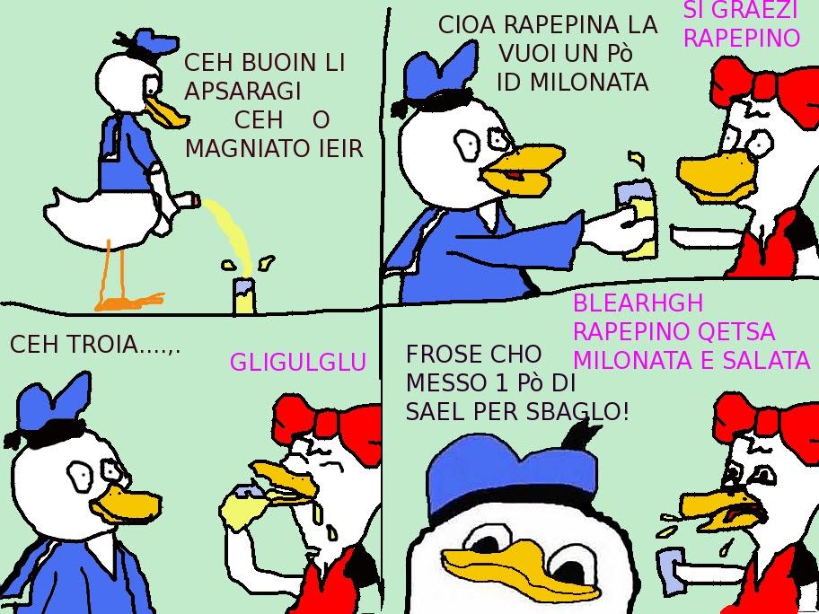 Uncle Dolan ITA #2 - Limonata