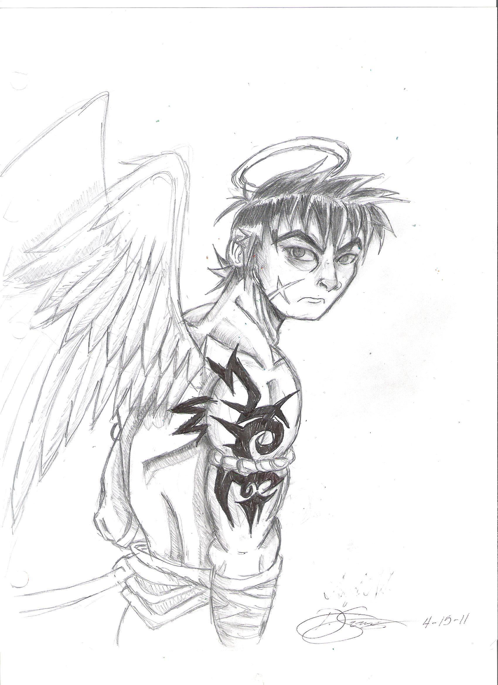 Angel's Agony: Adrian