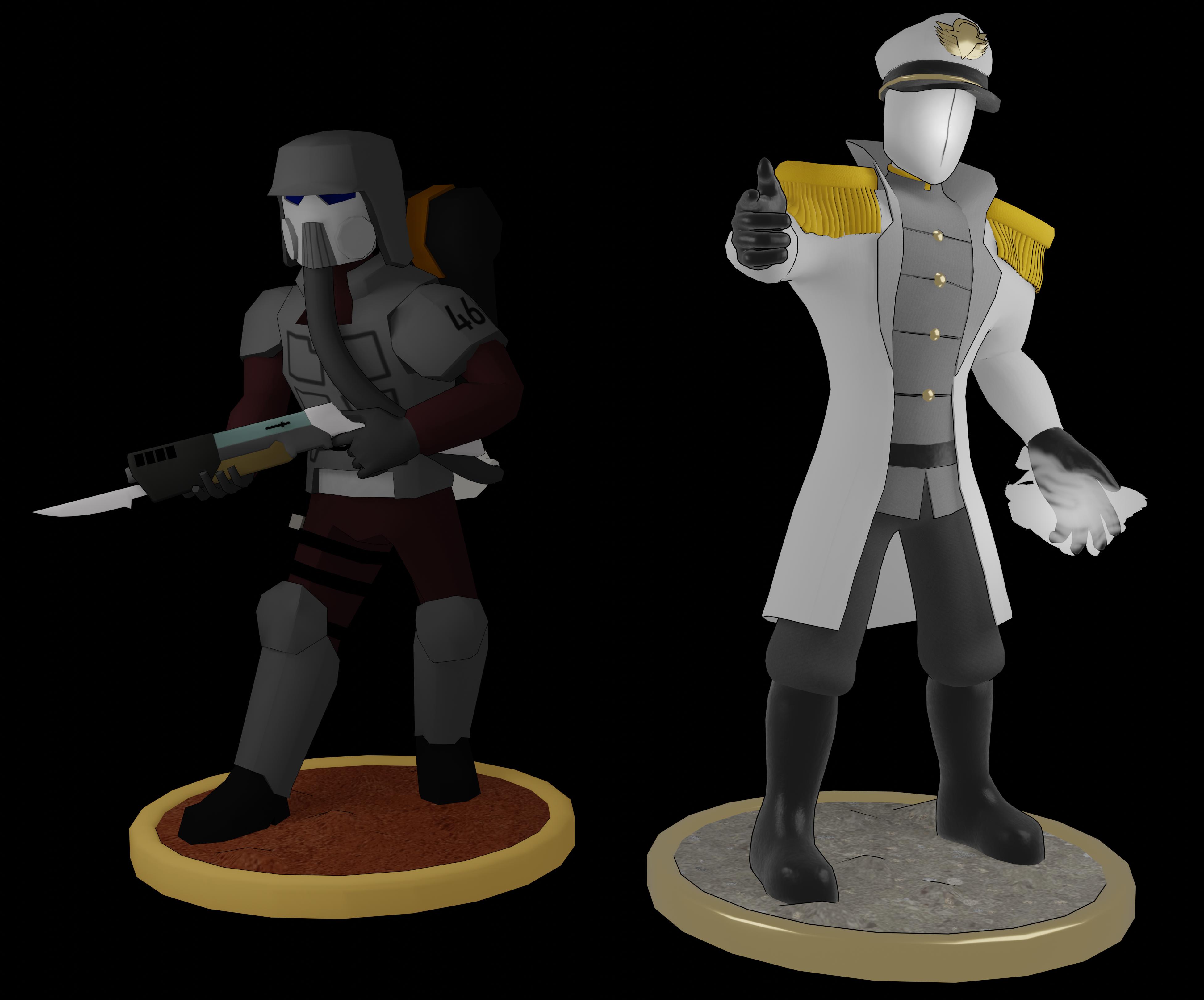 Tabletop Figures