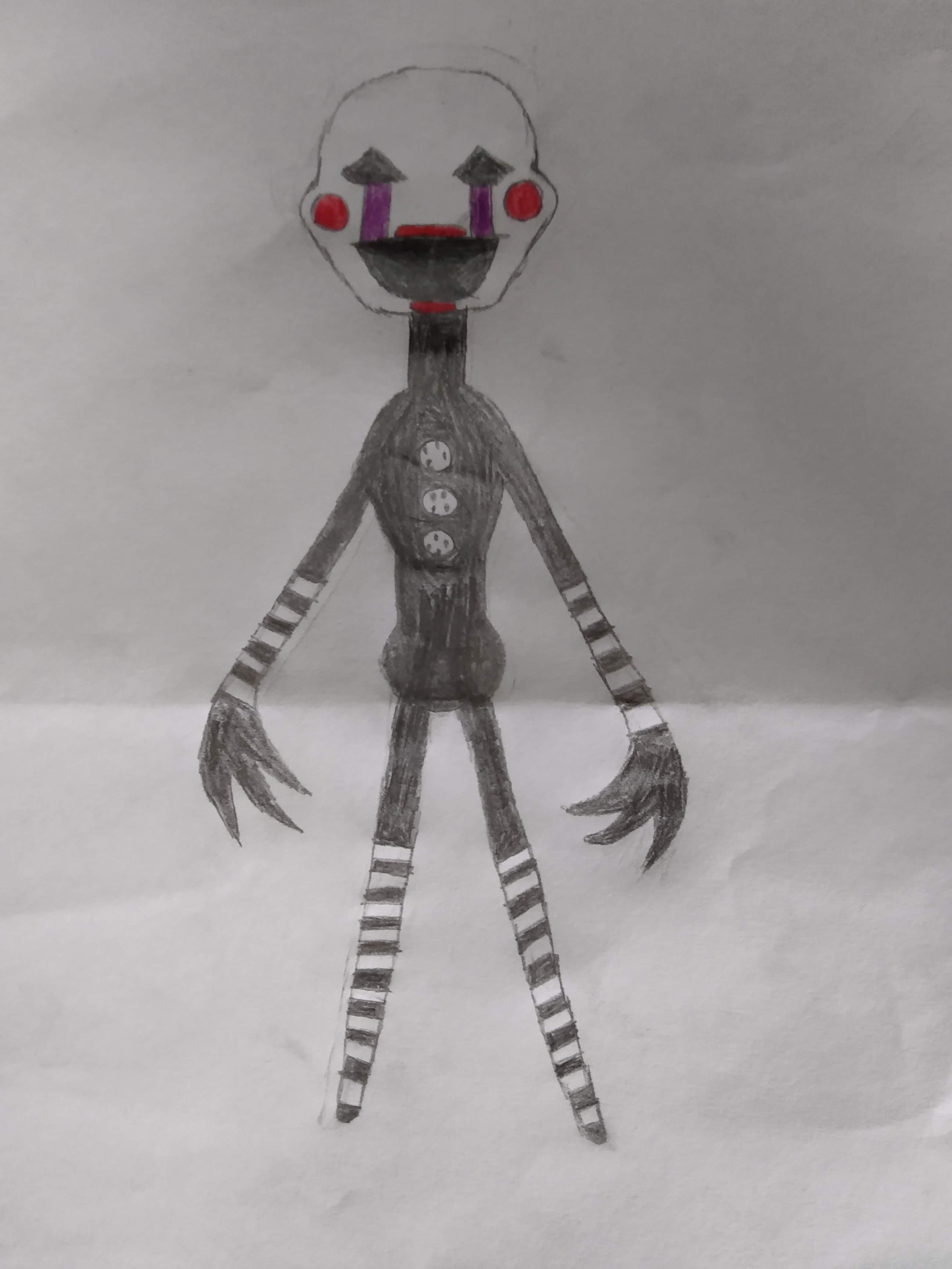 Marionette Sketch