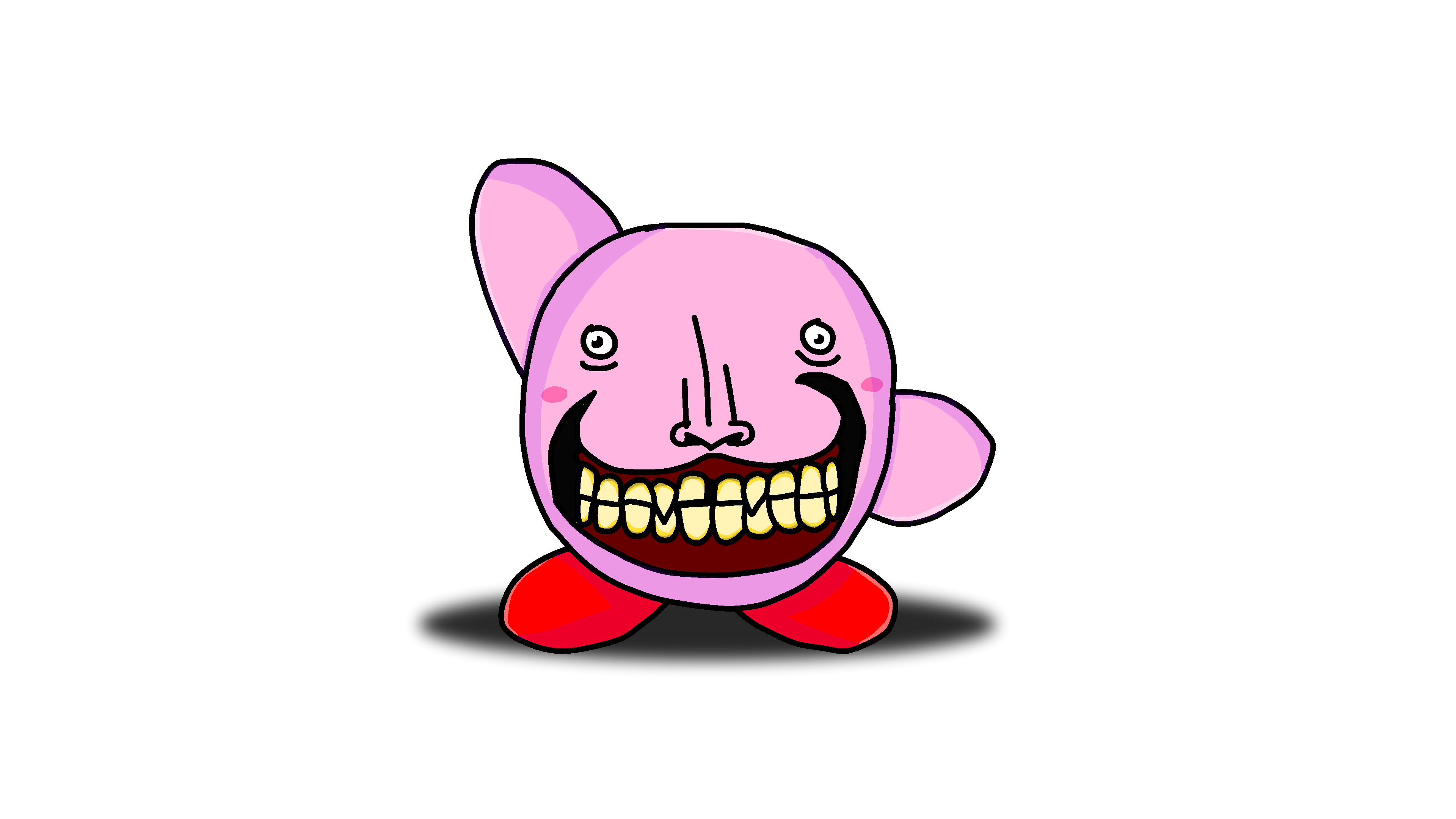 Cursed Kirby