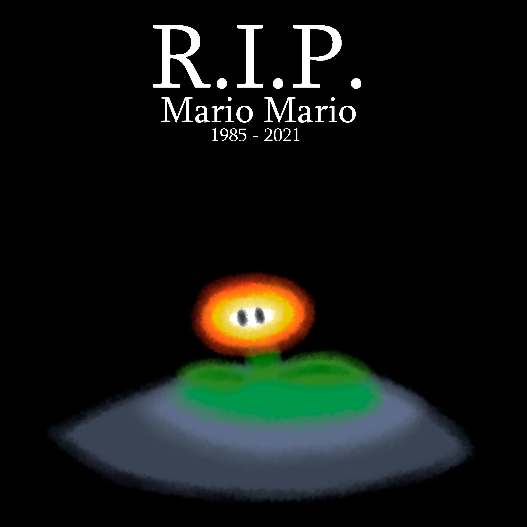 Rest in Piece Mario