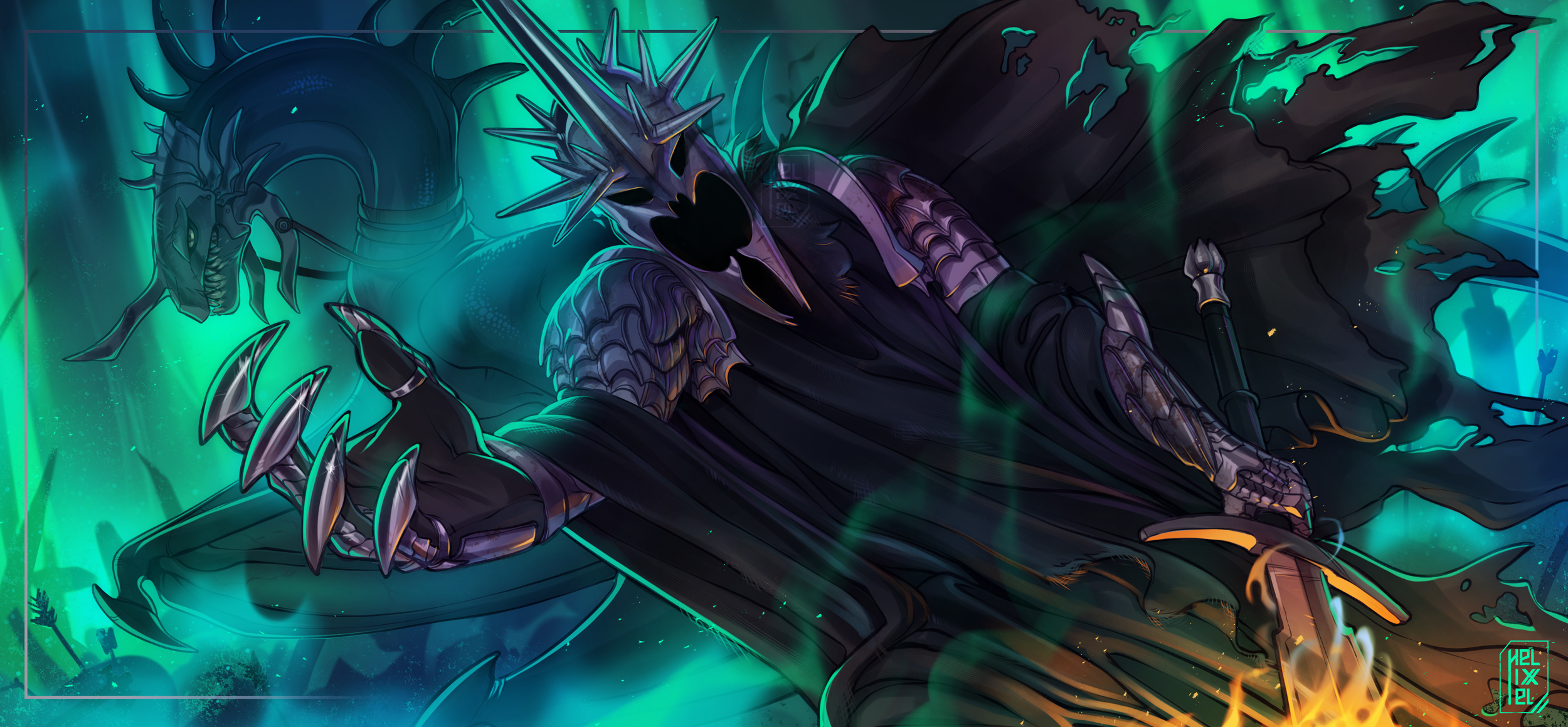 Comm: Witch-King of Angmar