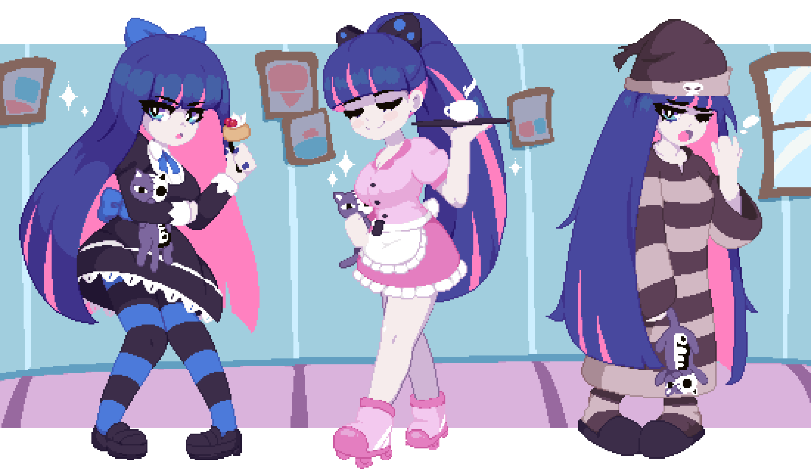 Stocking Outfits