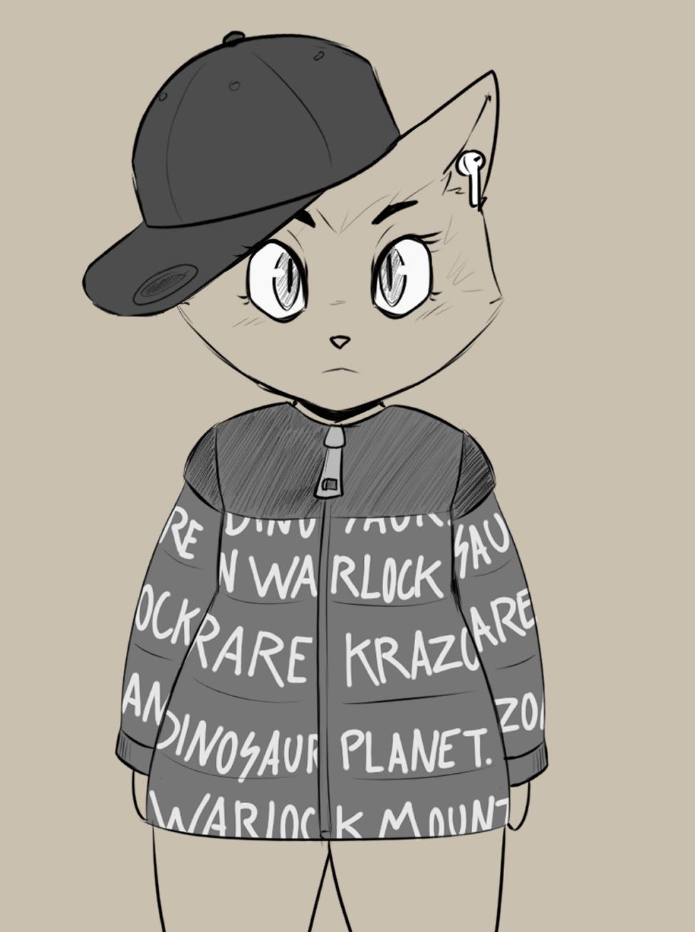 Dinosaur Planet sketches