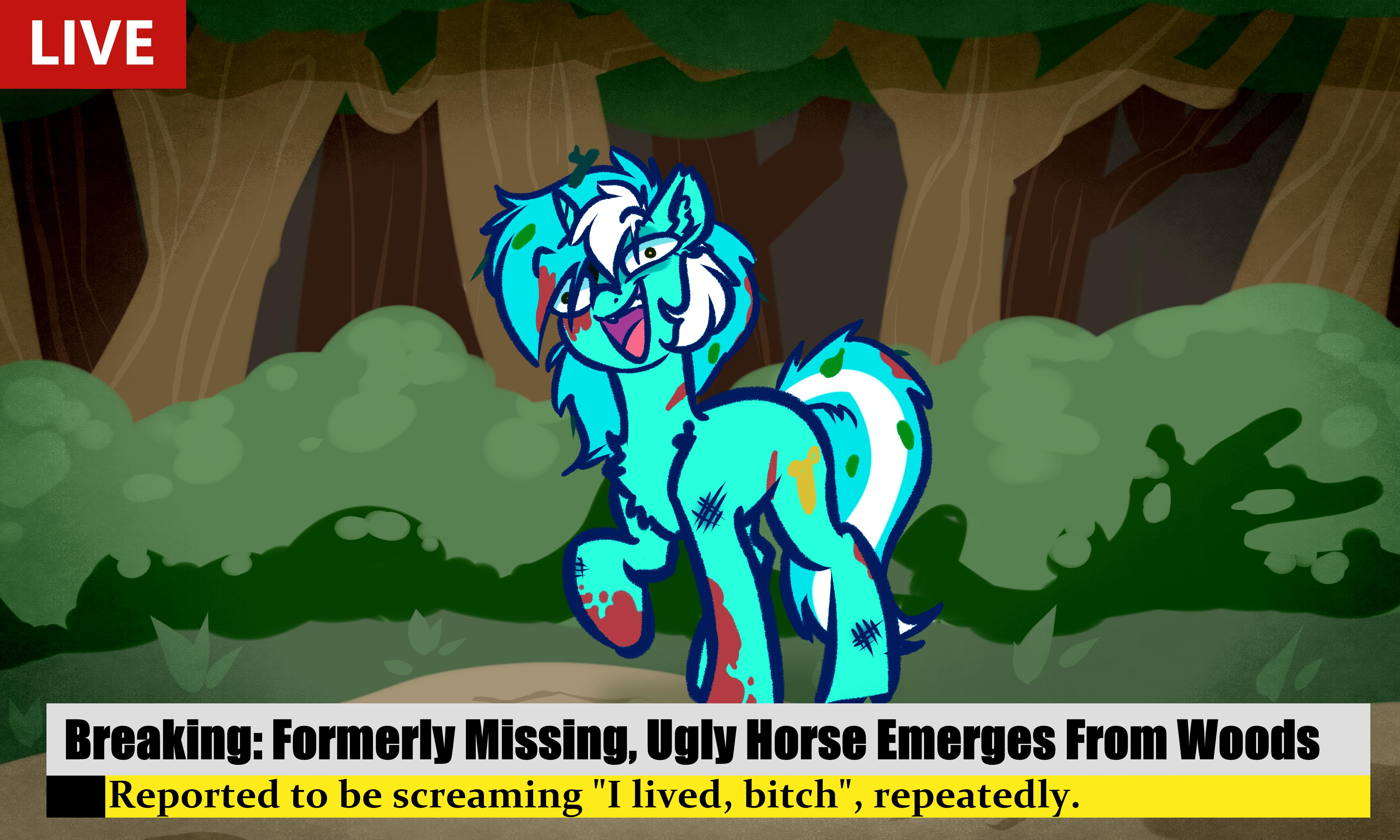 Woods Lyra Found