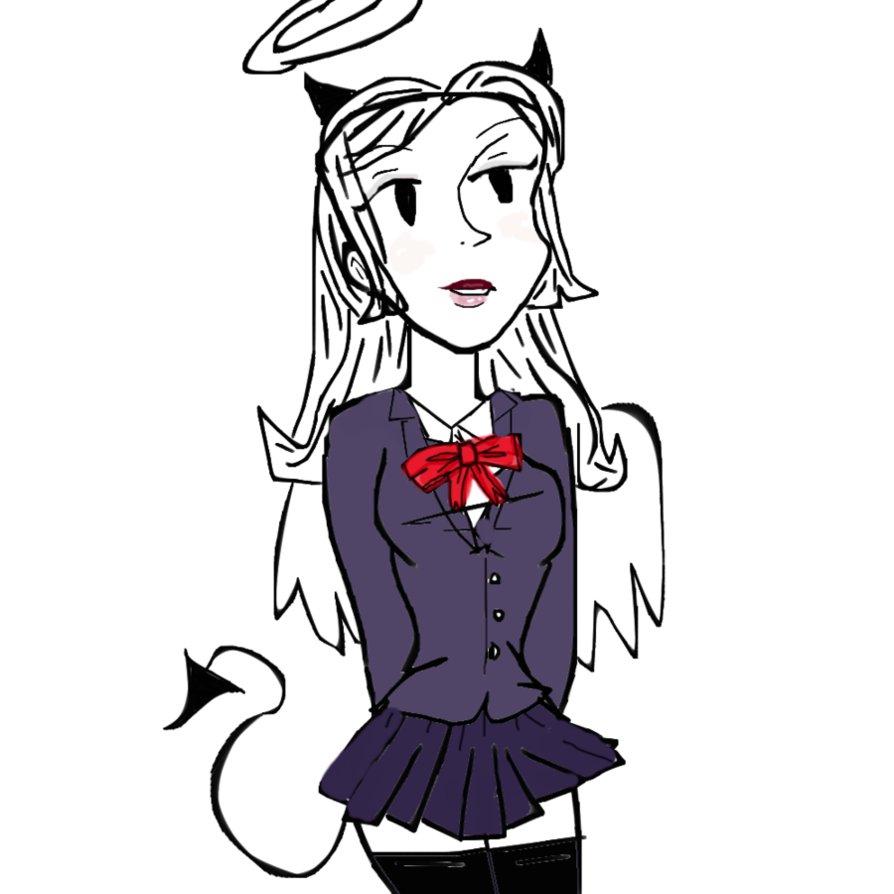 school girl rouge