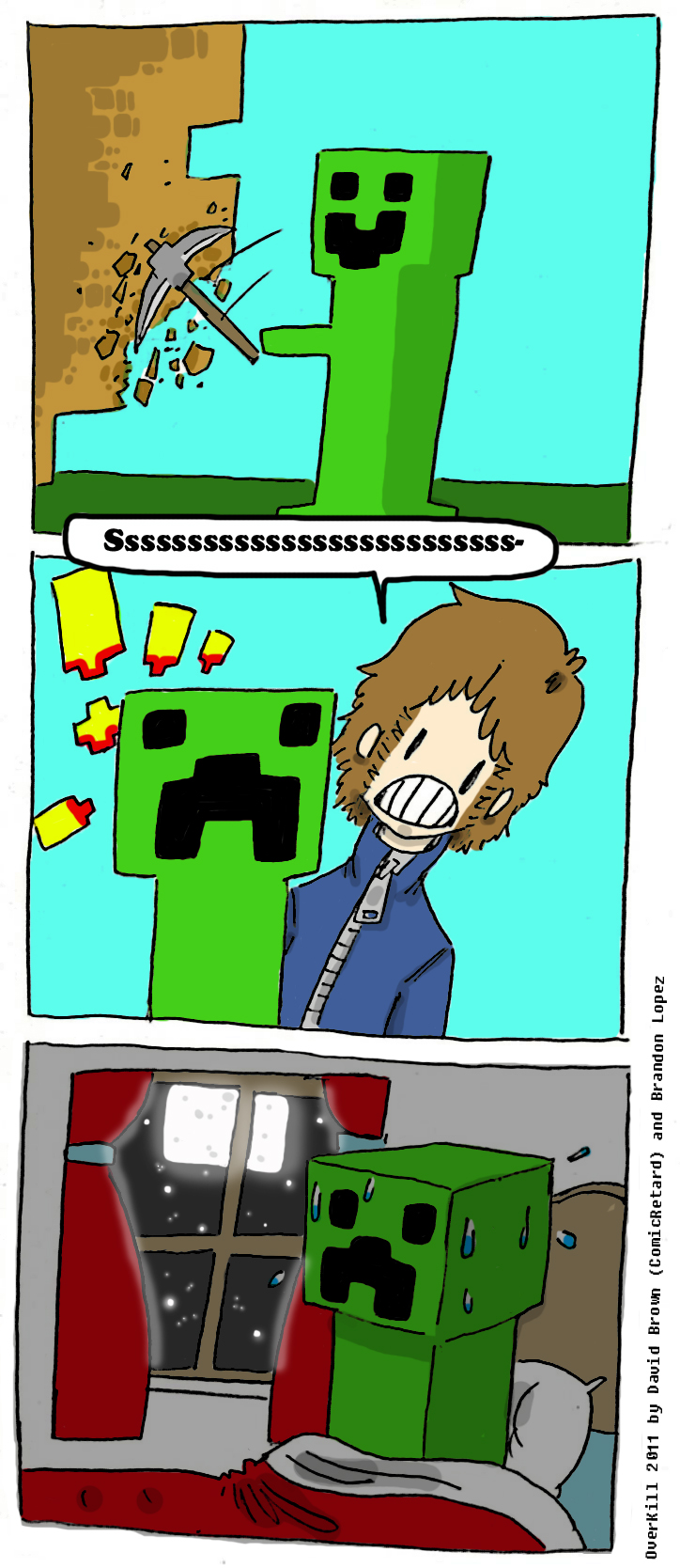 OverKill Minecraft