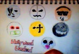the 6 masked gods