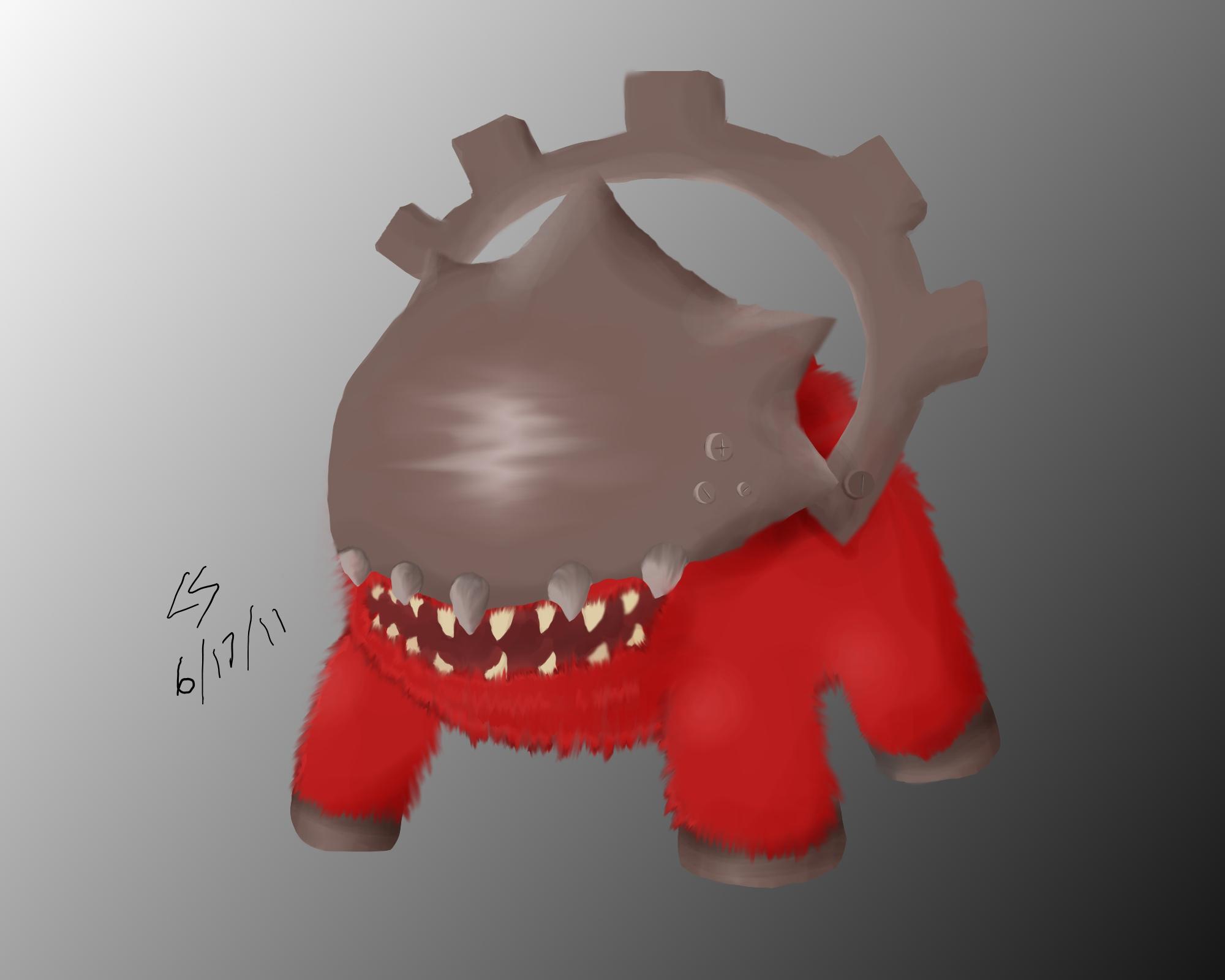 Steampunk Creature