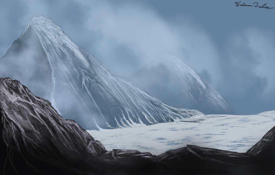 Snowcapped