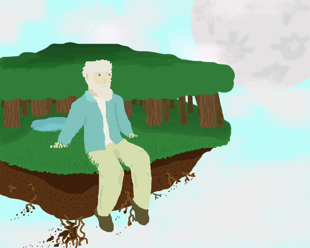 Old Man on the Mountain