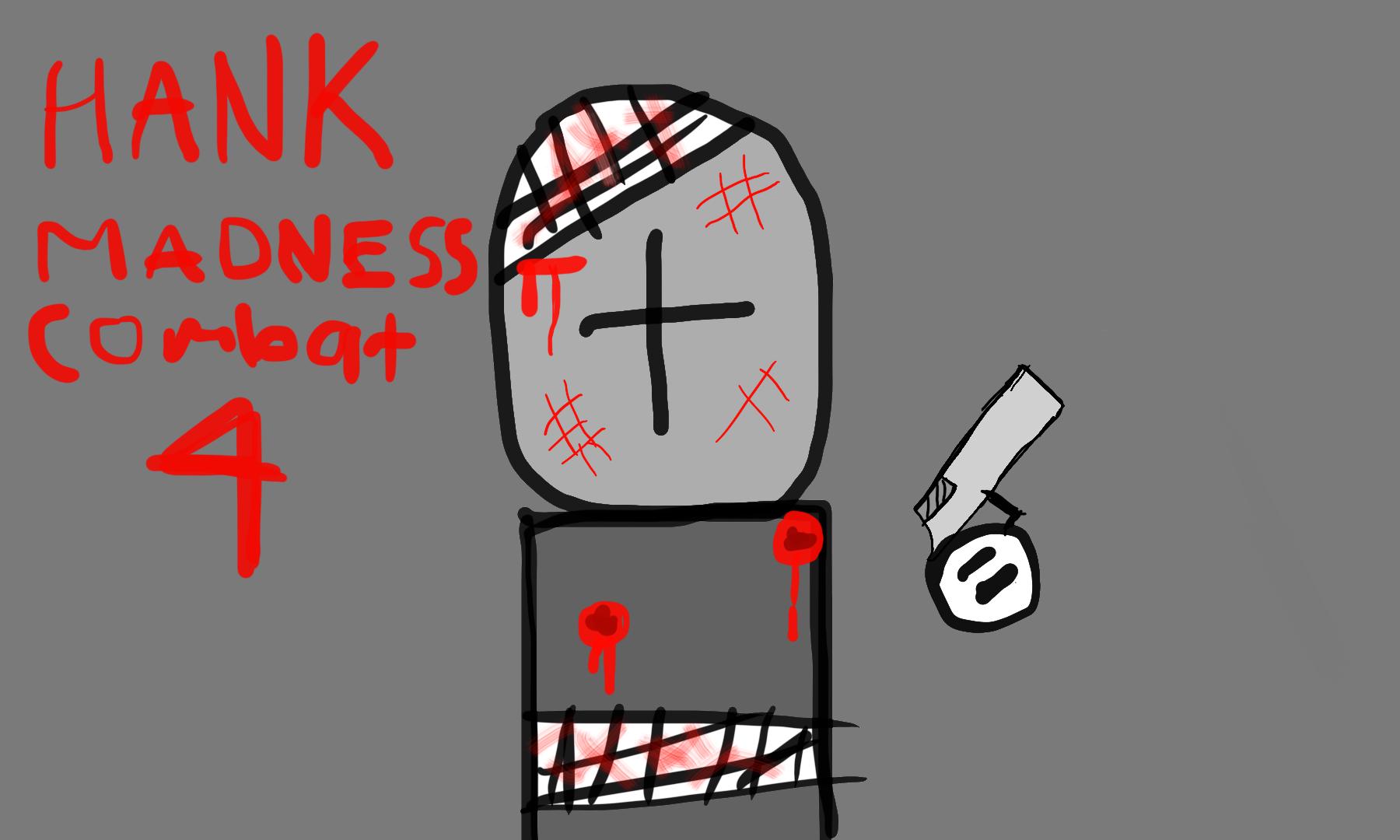 Hank madness combat 4