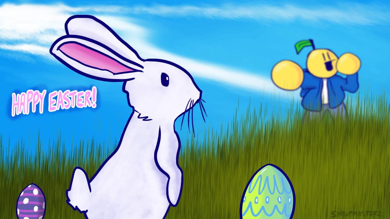 Chutney Island Easter