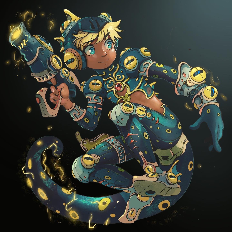 Salamander Boy