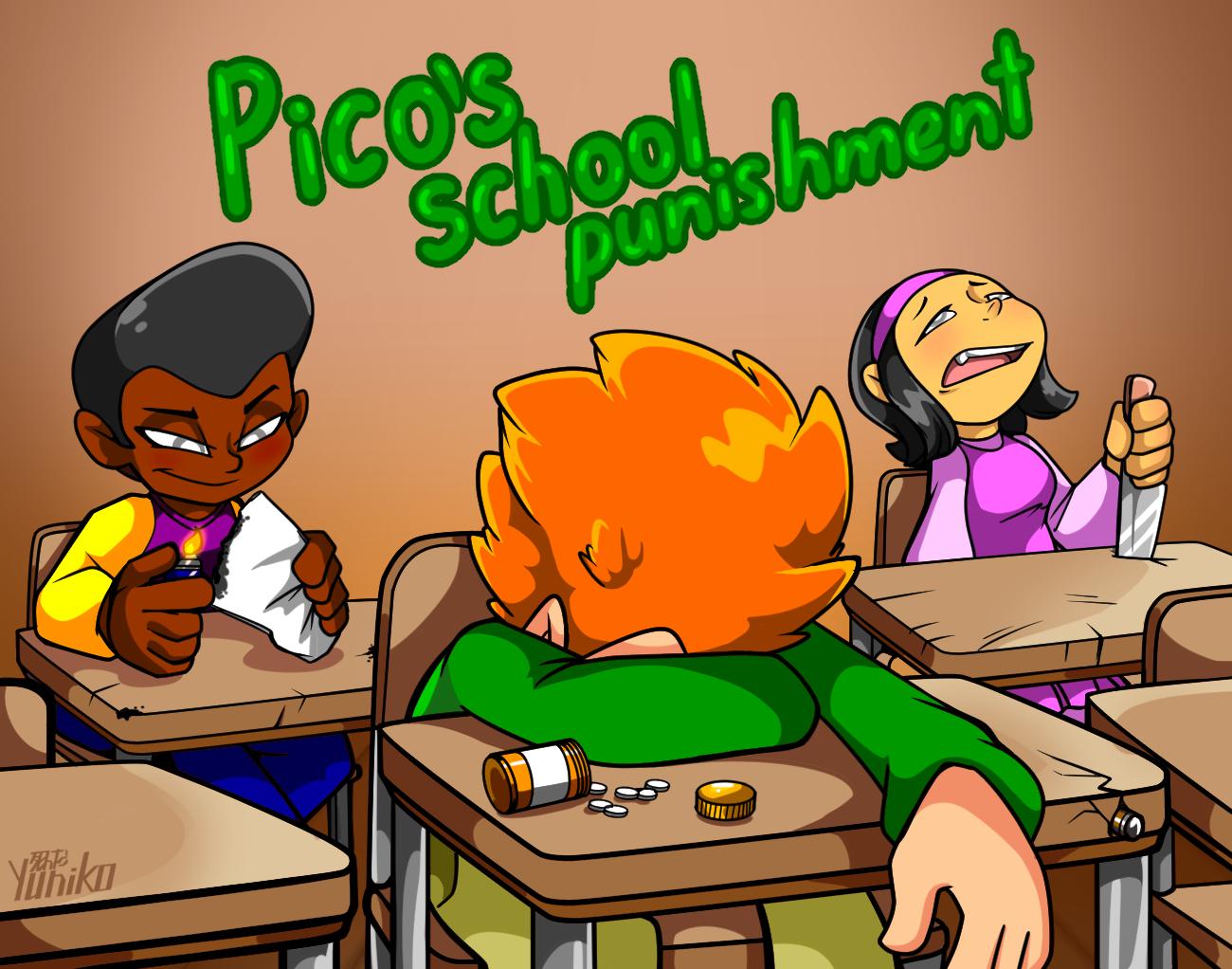 Pico's school punishment
