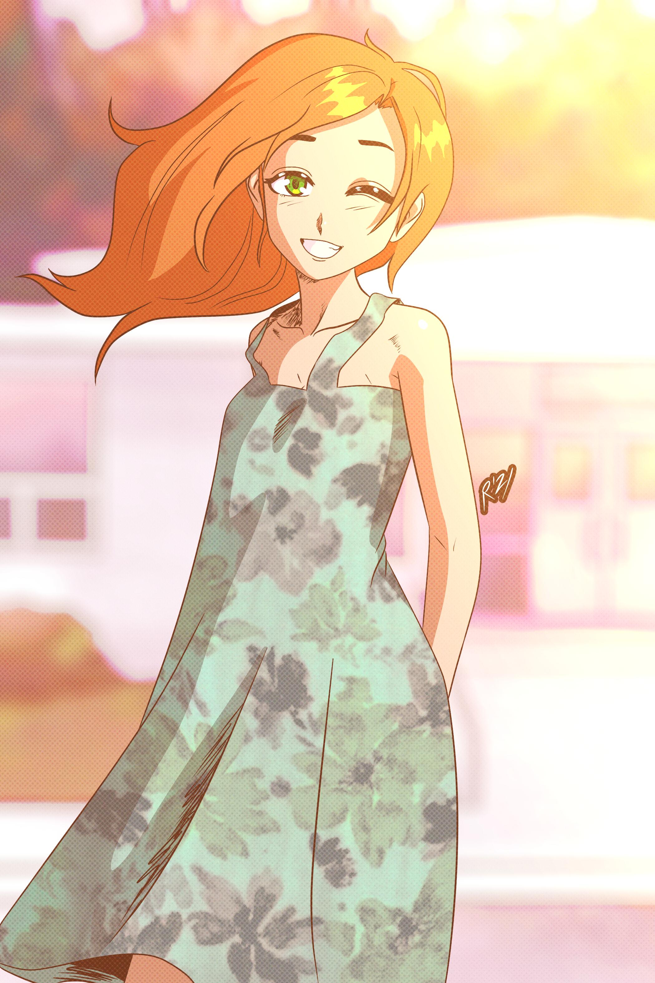Sasha, The Church Girl