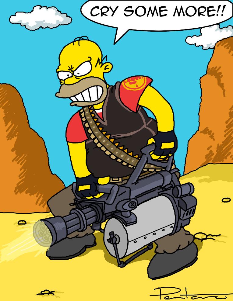 Homie Weapons Guy