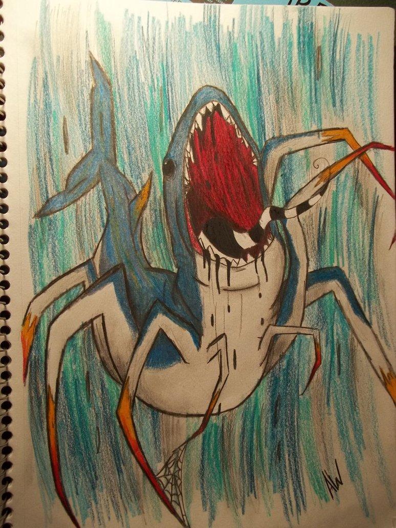 Spider Shark