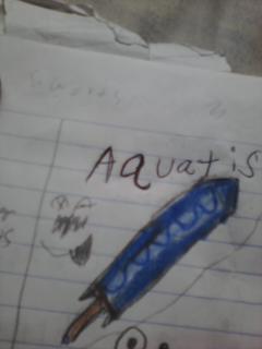 Aquatis(the sword of water)