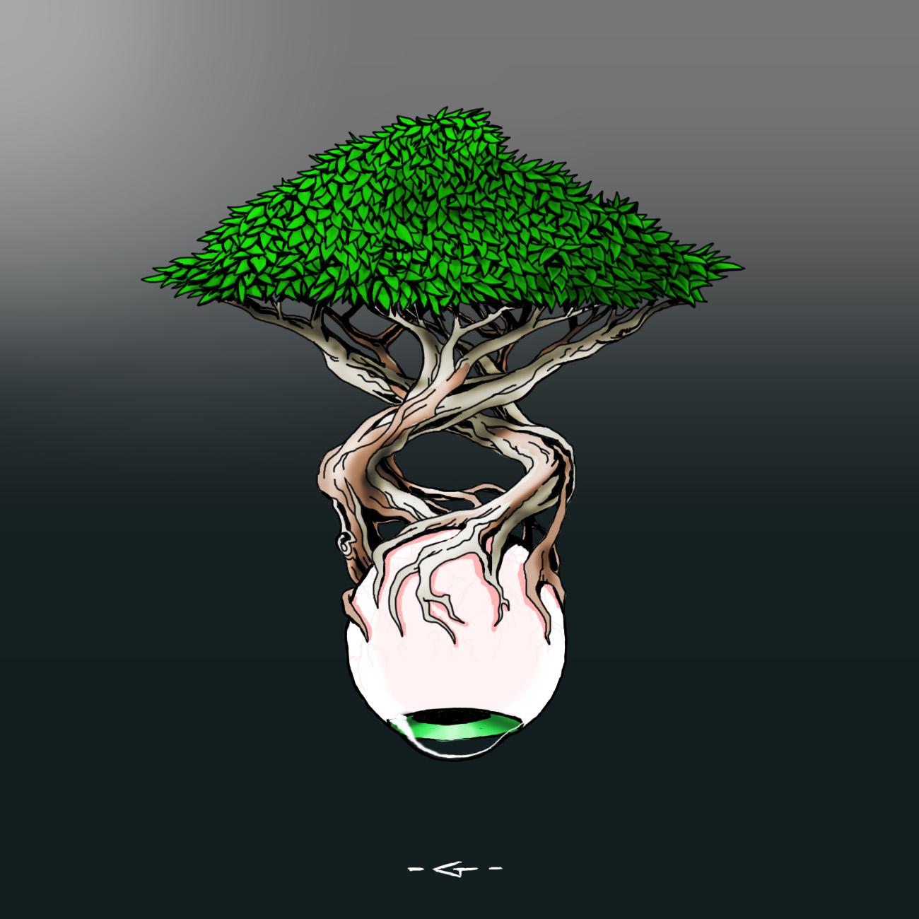 Eyeball Tree Helix