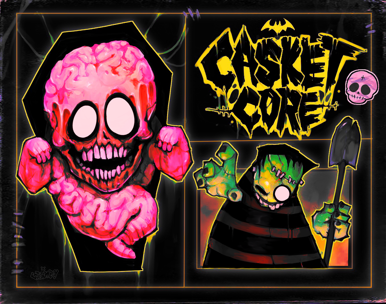 CASKET-CORE