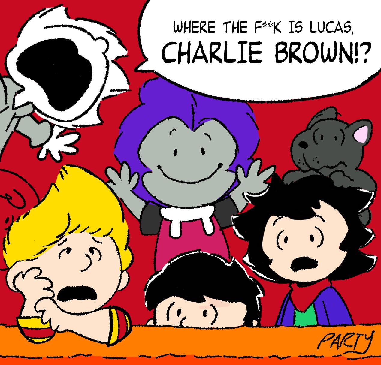 Lucas Peanuts