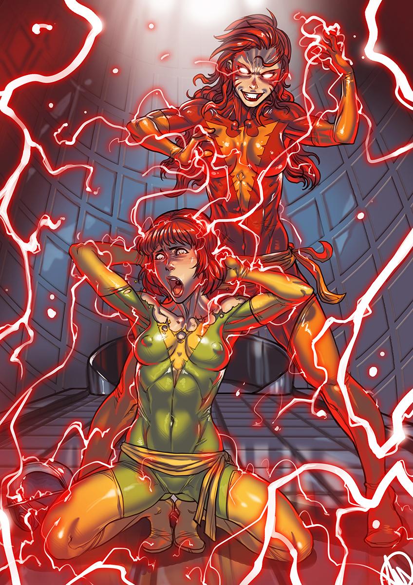 Jean Grey X Phoenix Commission