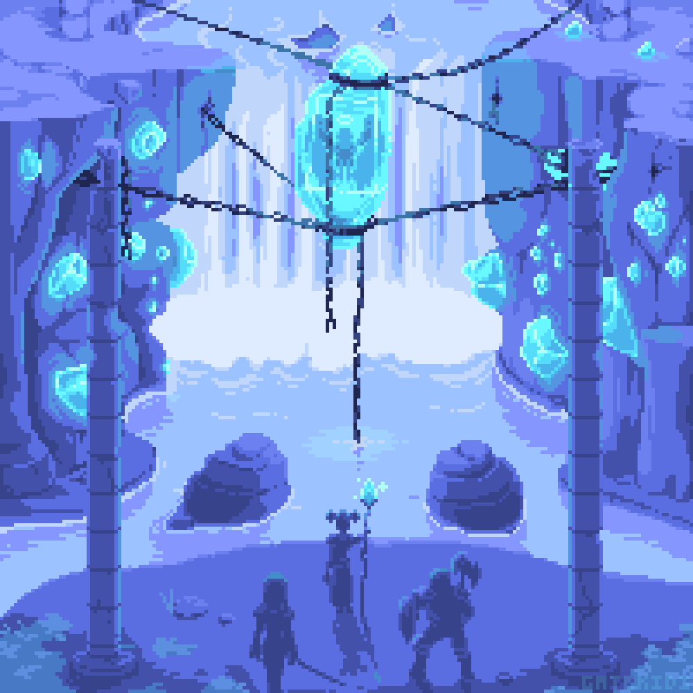 Crytal cave