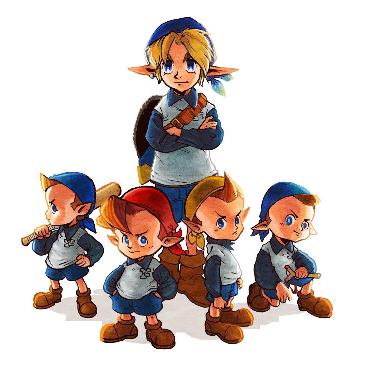 Bombers (Legend of Zelda: MM)