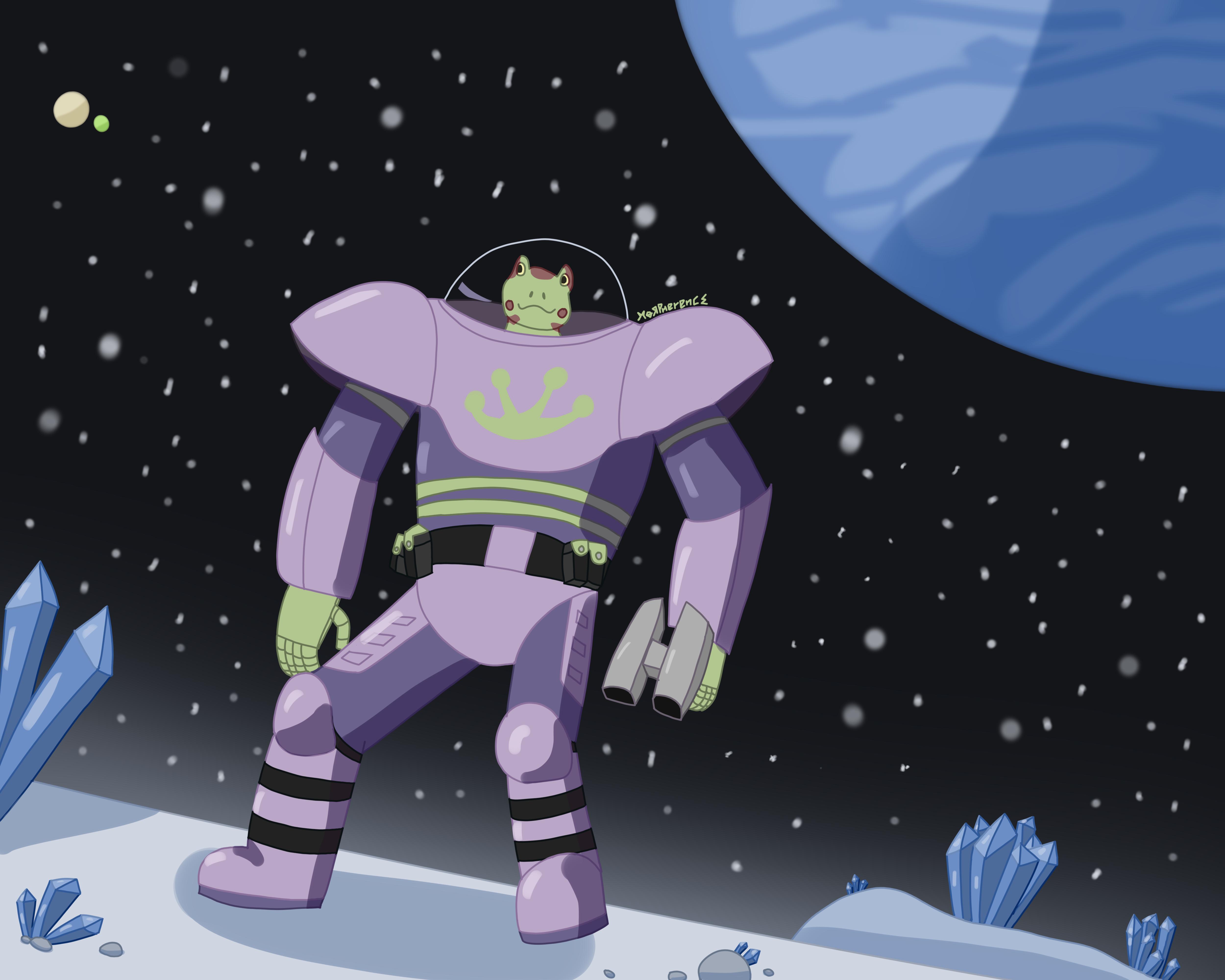 Spacefrog 13_04_2021