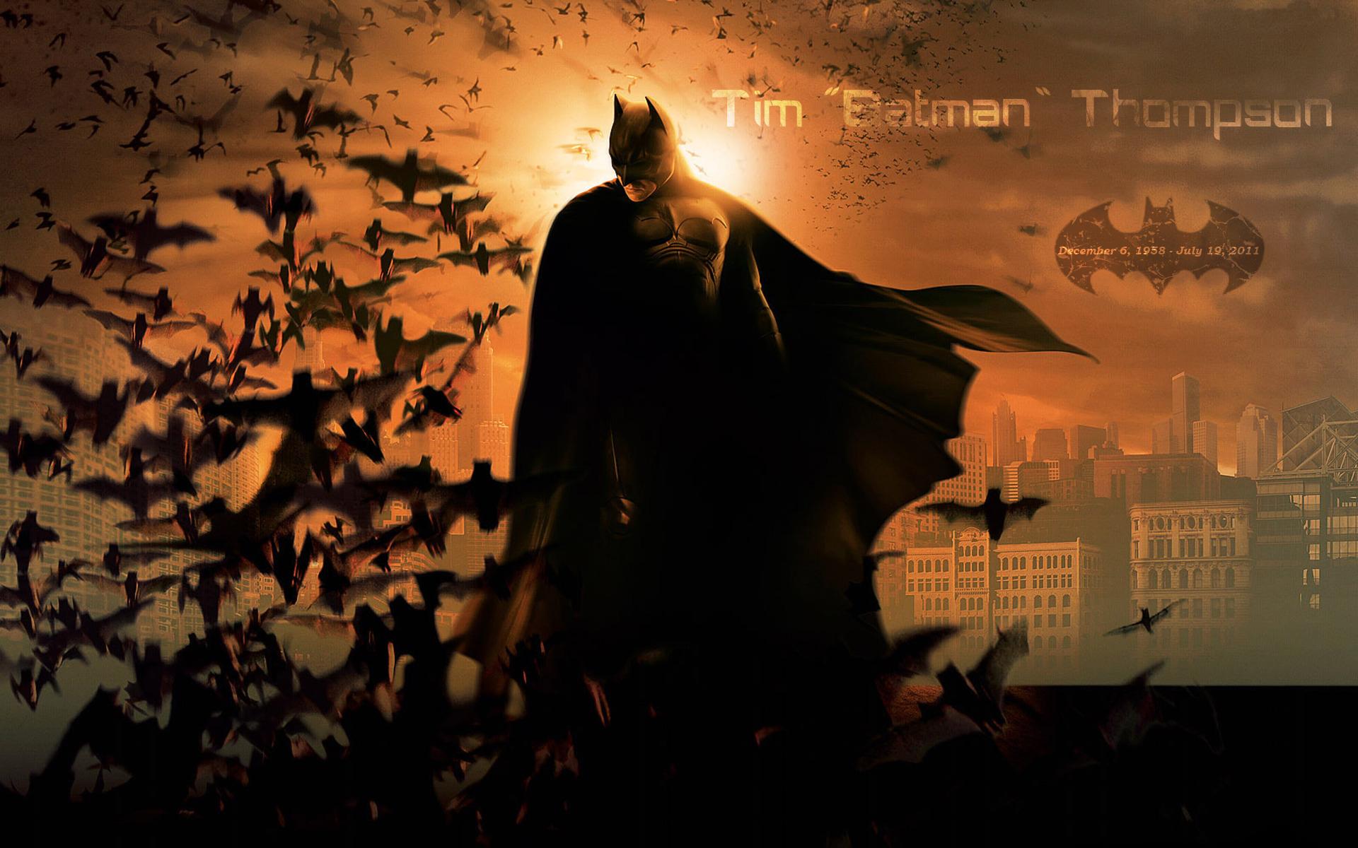 Rest In Peace Batman
